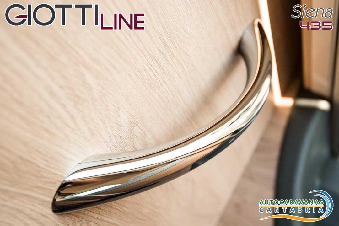 GiottiLine Siena 435 2020 Tiradores