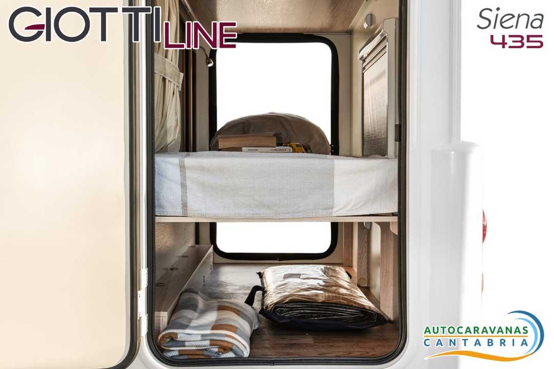 GiottiLine Siena 435 2020 Garaje