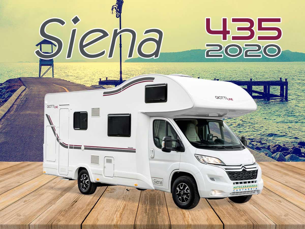 GiottiLine Siena 435 2020 Mosaico