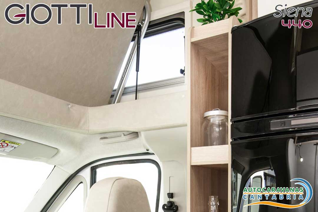 GiottiLine Siena 440 2020 Abatible