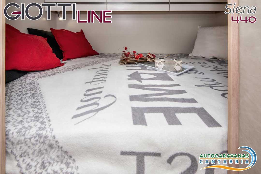 GiottiLine Siena 440 2020 Dormitorio