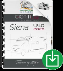 GiottiLine Siena 440 2020 Informe