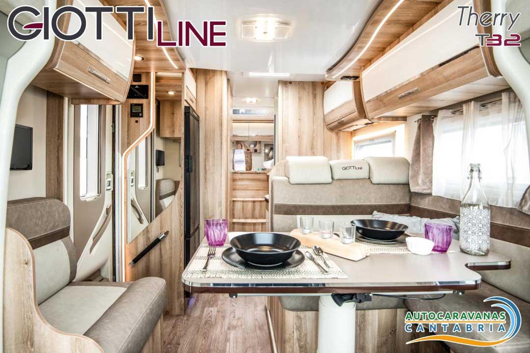 GiottiLine Therry T32 2020 Salón