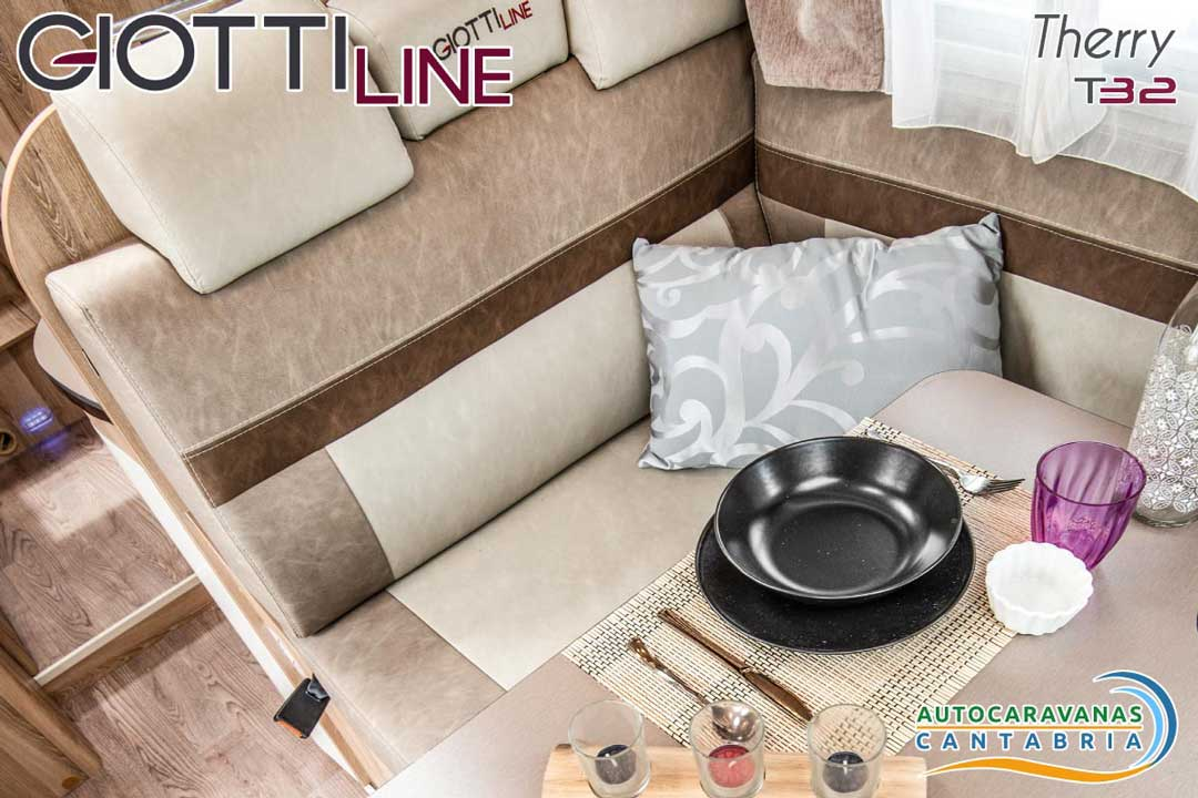 GiottiLine Therry T32 2020 Comedor