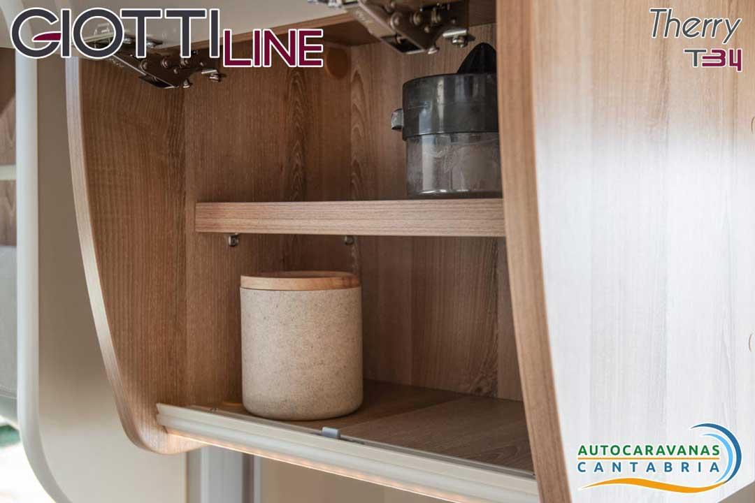 GiottiLine Therry T34 2020 Almacenaje