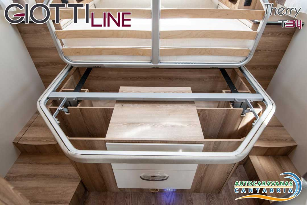 GiottiLine Therry T34 2020 Somier