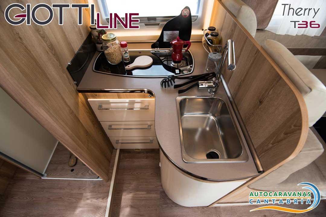 GiottiLine Therry T36 2020 Cocina