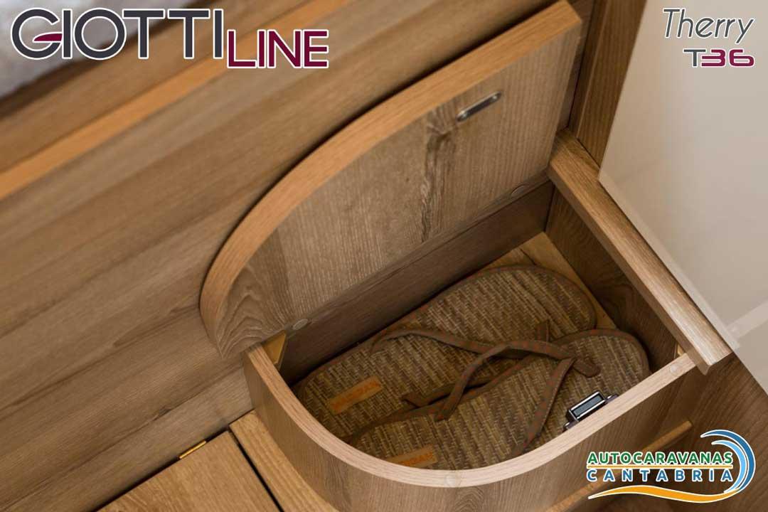 GiottiLine Therry T36 2020 Armarios