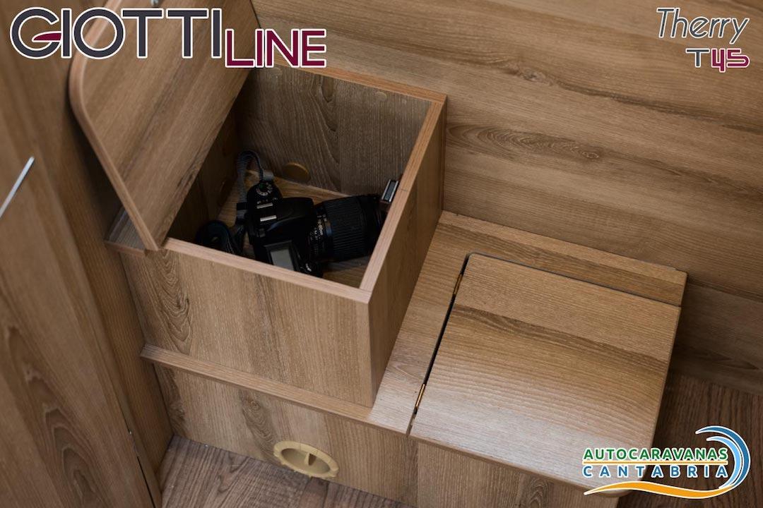 GiottiLine Therry T45 2020 Armarios