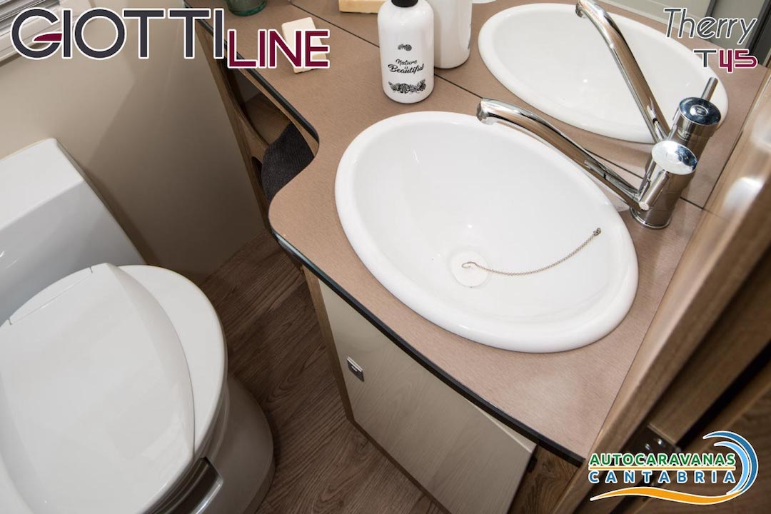 GiottiLine Therry T45 2020 Lavabo