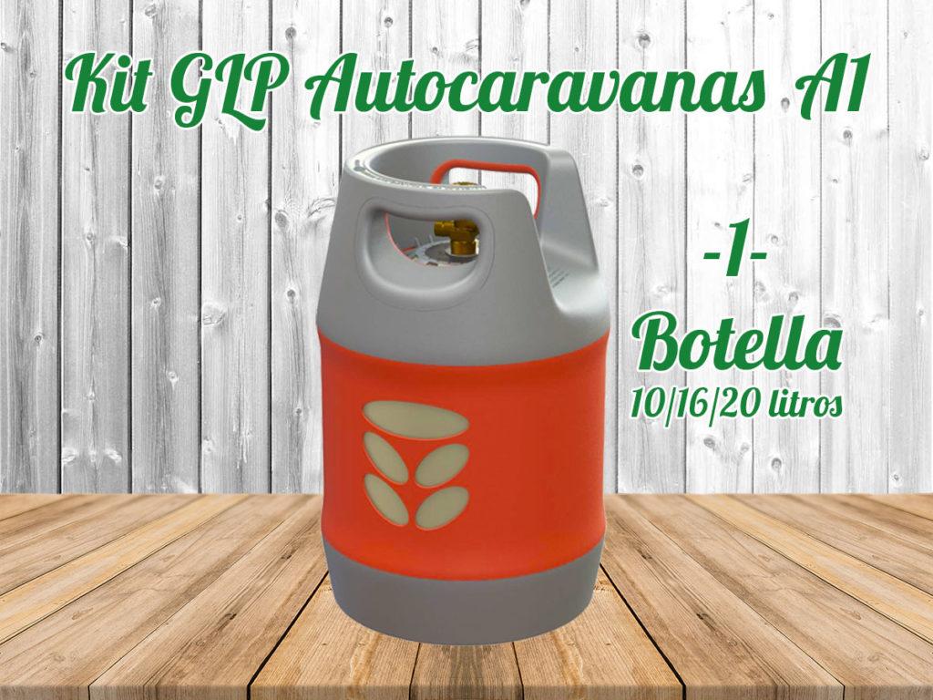 Kit GLP Autocaravana A1