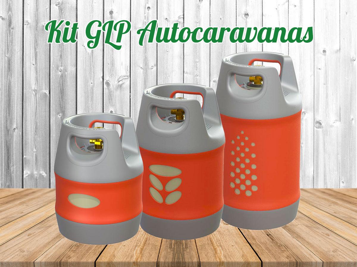Kit GLP Autocaravana Mosaico