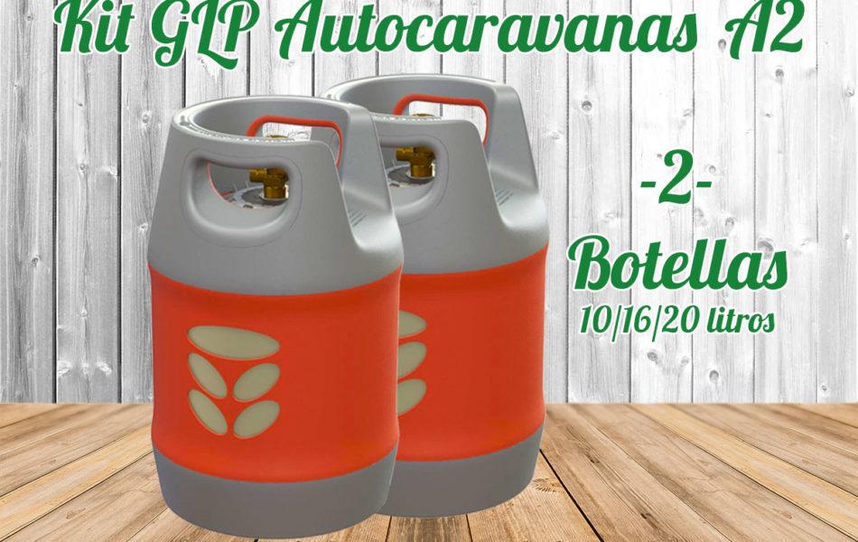 Kit GLP Autocaravana A2