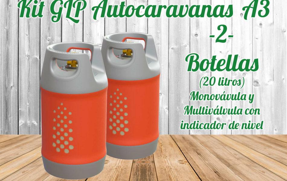 Kit GLP Autocaravana A3