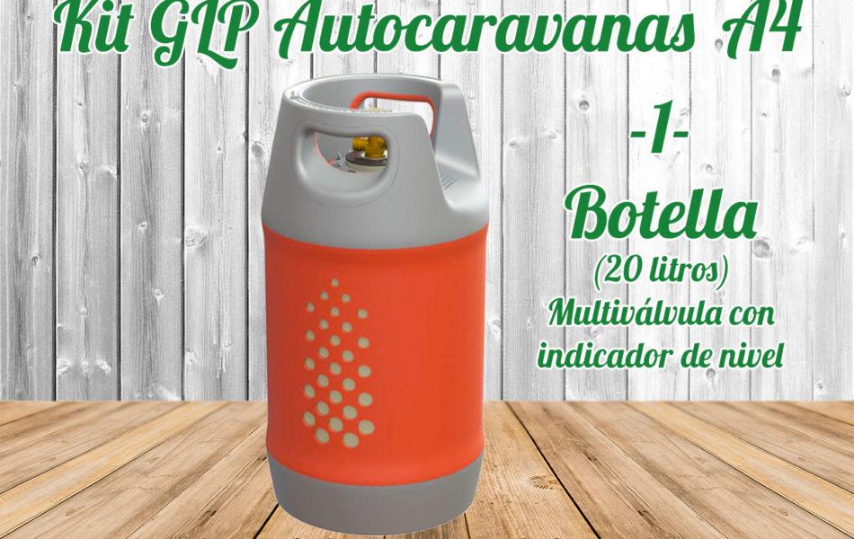Kit GLP Autocaravana A4