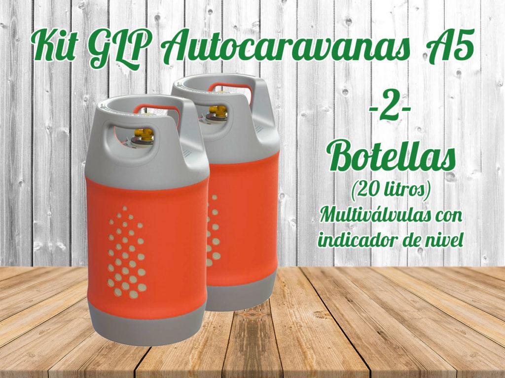 Kit GLP Autocaravana A5