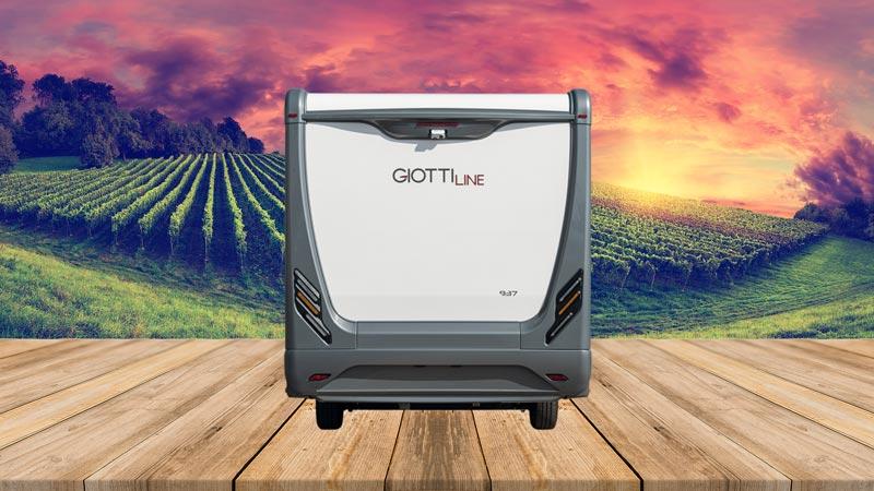 GiottiLine GLine 937 2021 trasera