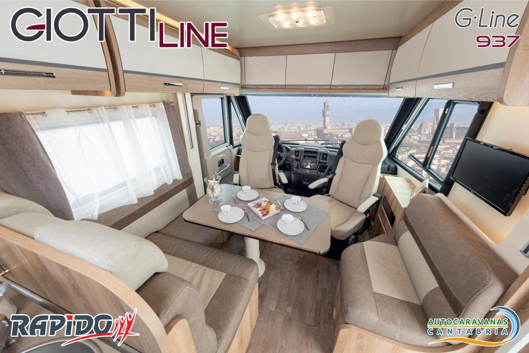 GiottiLine GLine 937 2021 salón