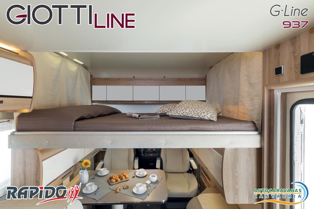 GiottiLine GLine 937 2021 cama abatible
