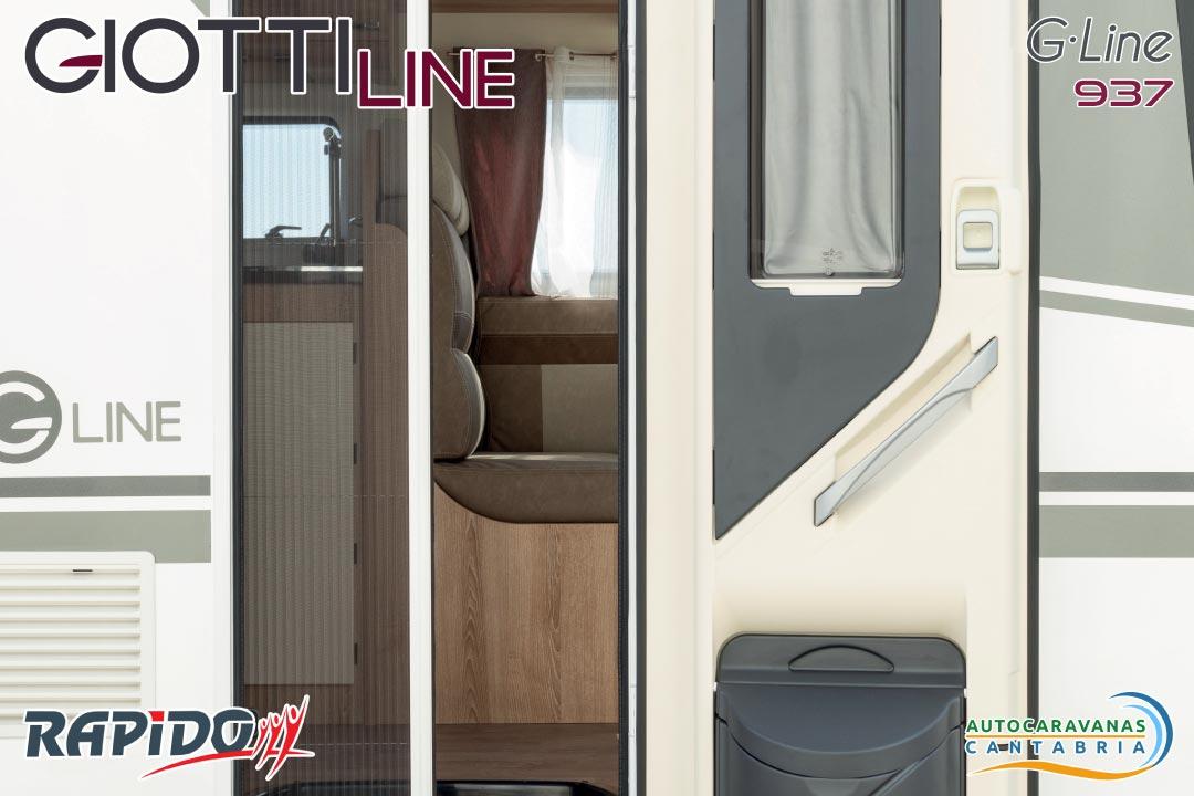 GiottiLine GLine 937 2021 entrada