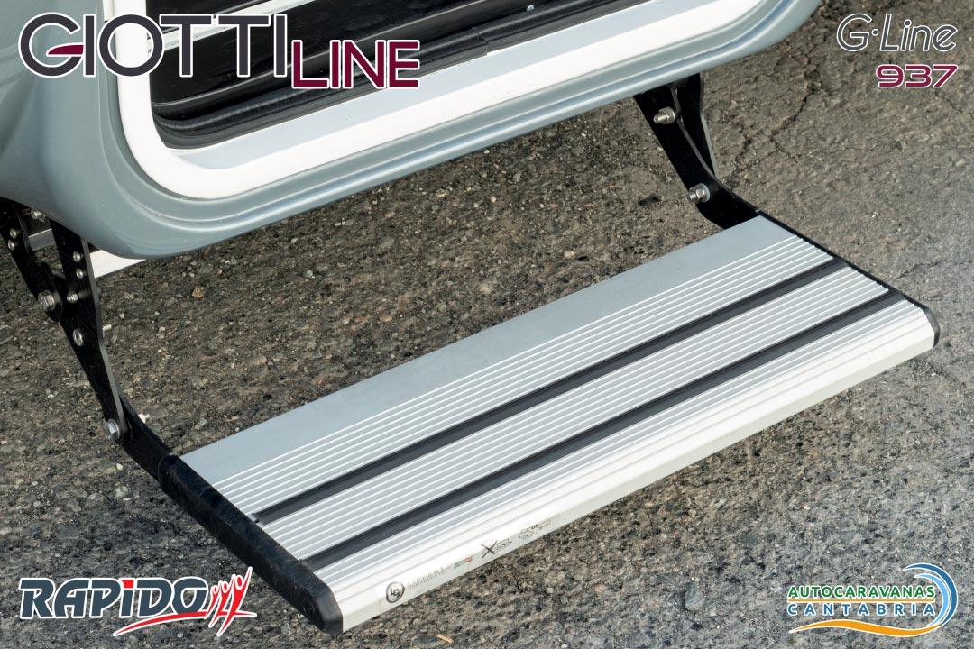 GiottiLine GLine 937 2021 escalón