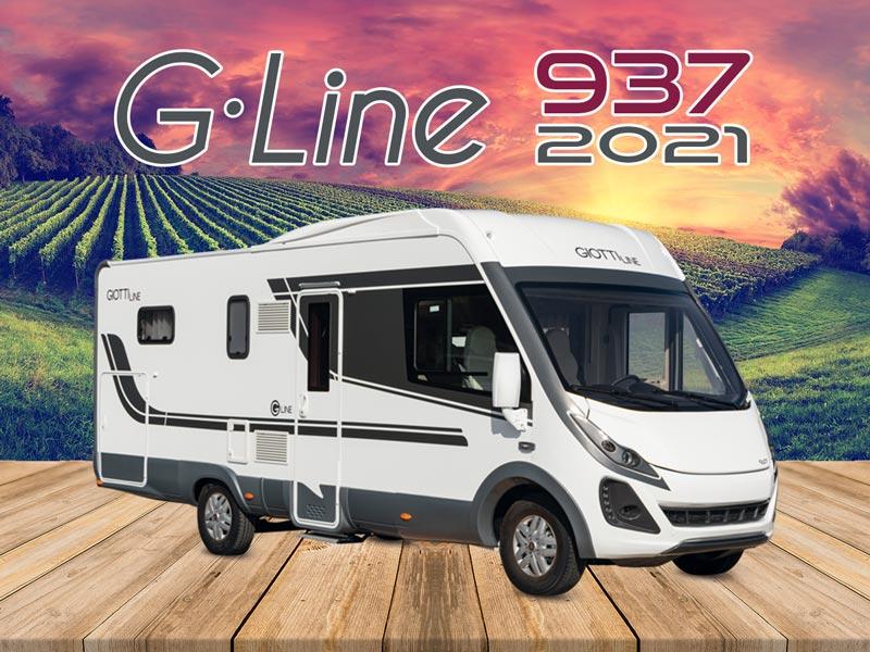 GiottiLine GLine 937 2021 mosaico
