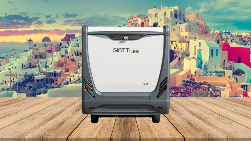 GiottiLine GLine 938 2021 trasera