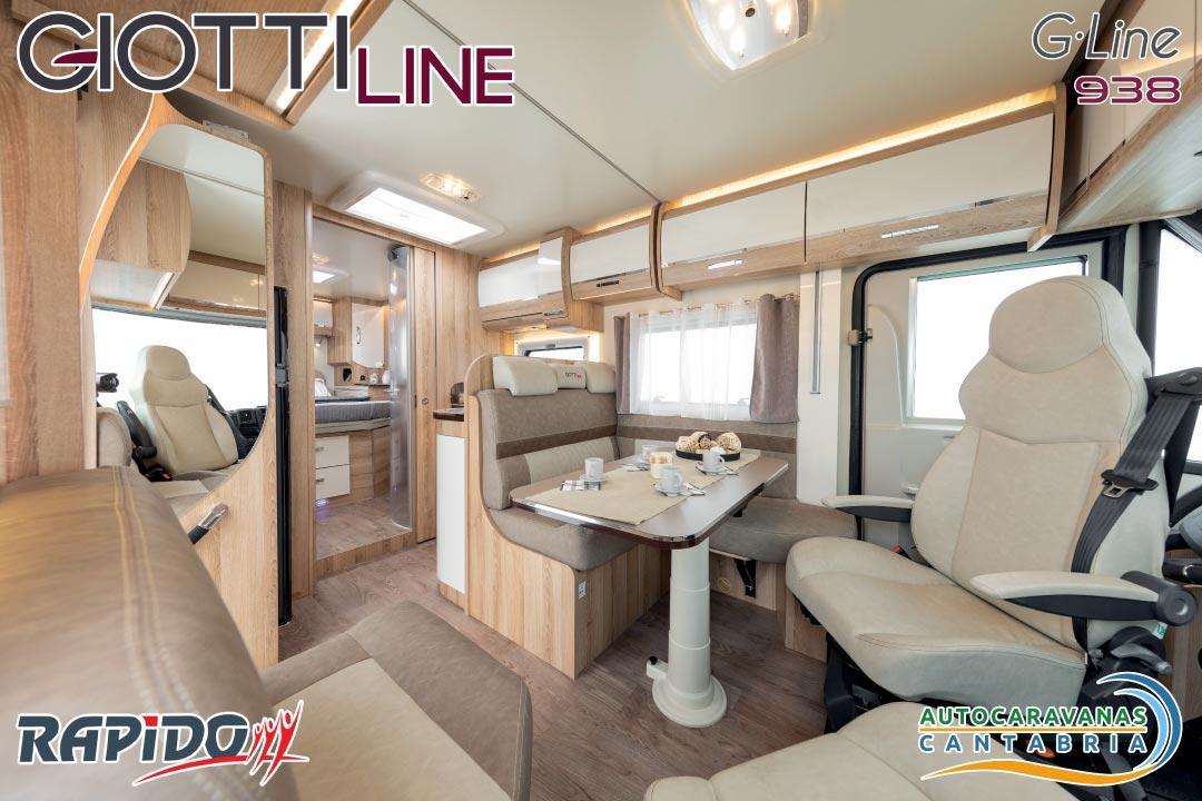 GiottiLine GLine 938 2021 salón