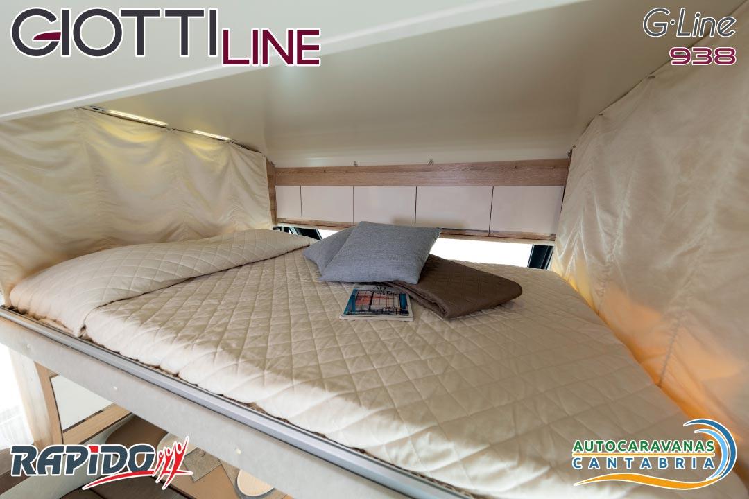 GiottiLine GLine 938 2021 cama abatible