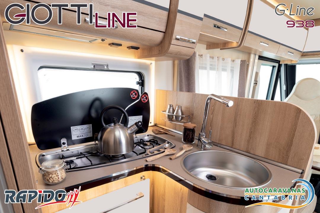 GiottiLine GLine 938 2021 cocina