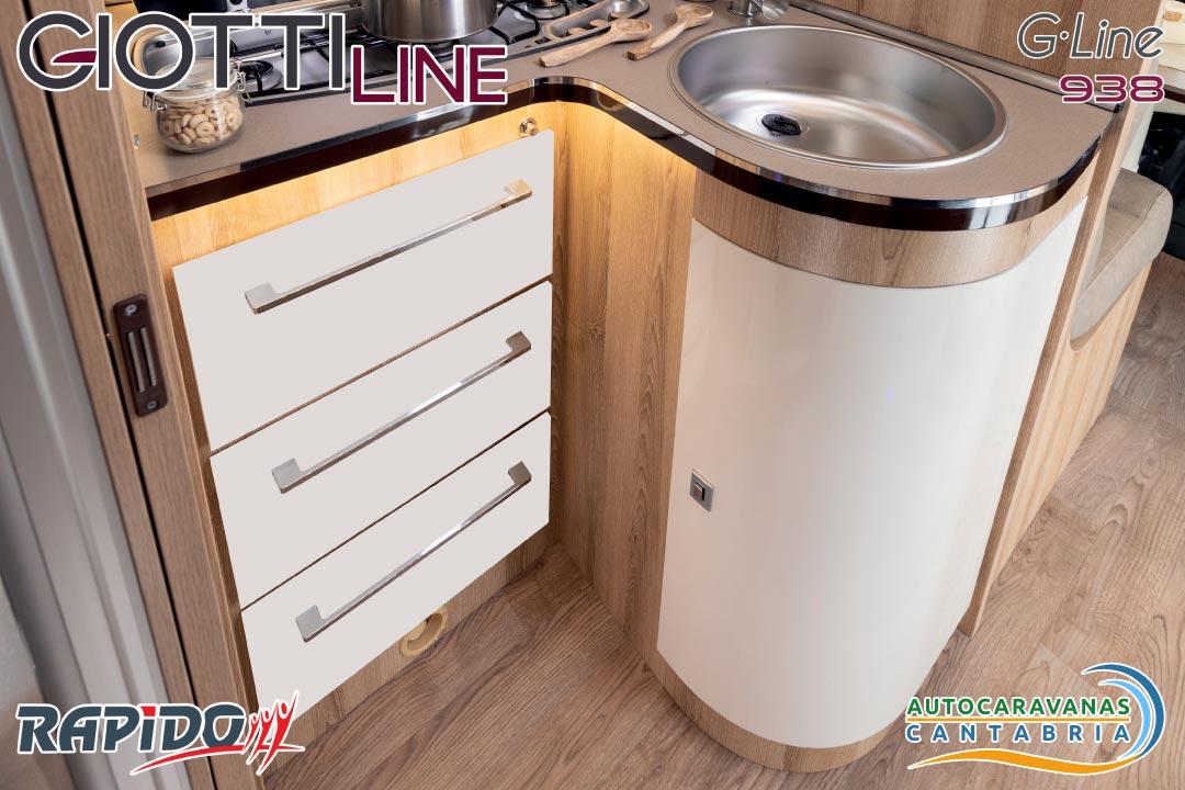 GiottiLine GLine 938 2021 armarios