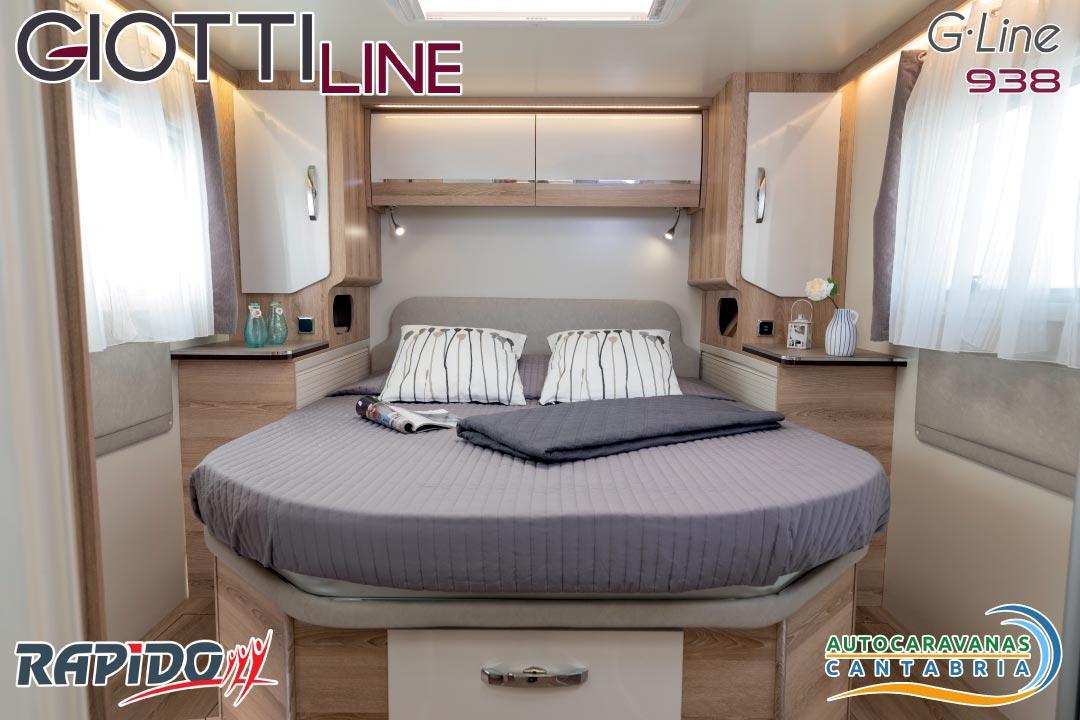 GiottiLine GLine 938 2021 dormitorio