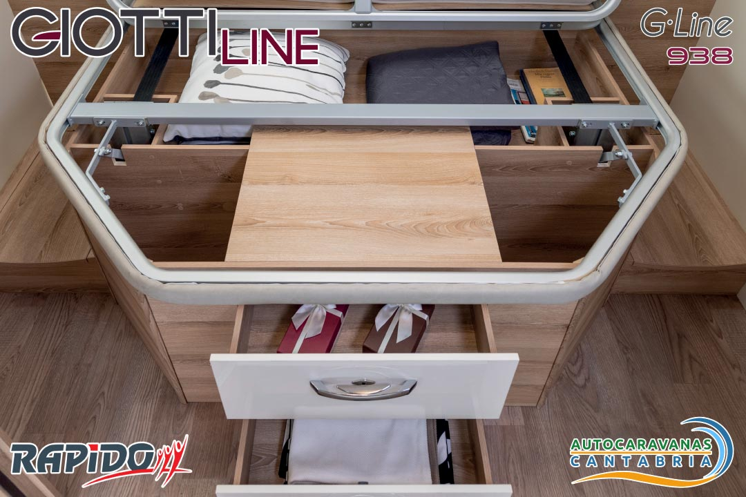 GiottiLine GLine 938 2021 cama
