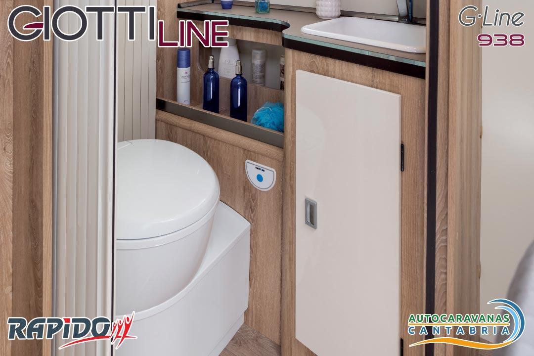 GiottiLine GLine 938 2021 baño