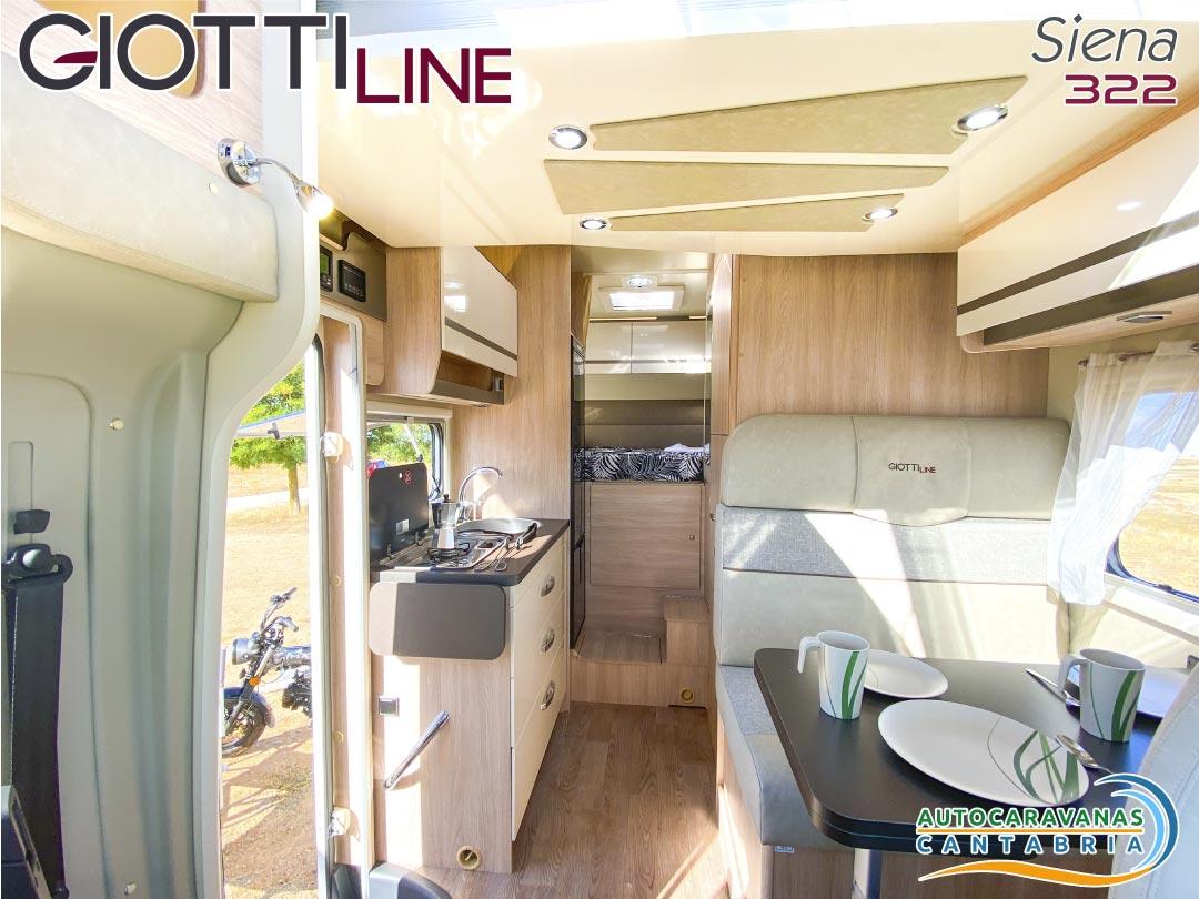 GiottiLine Siena 322 2021 interior