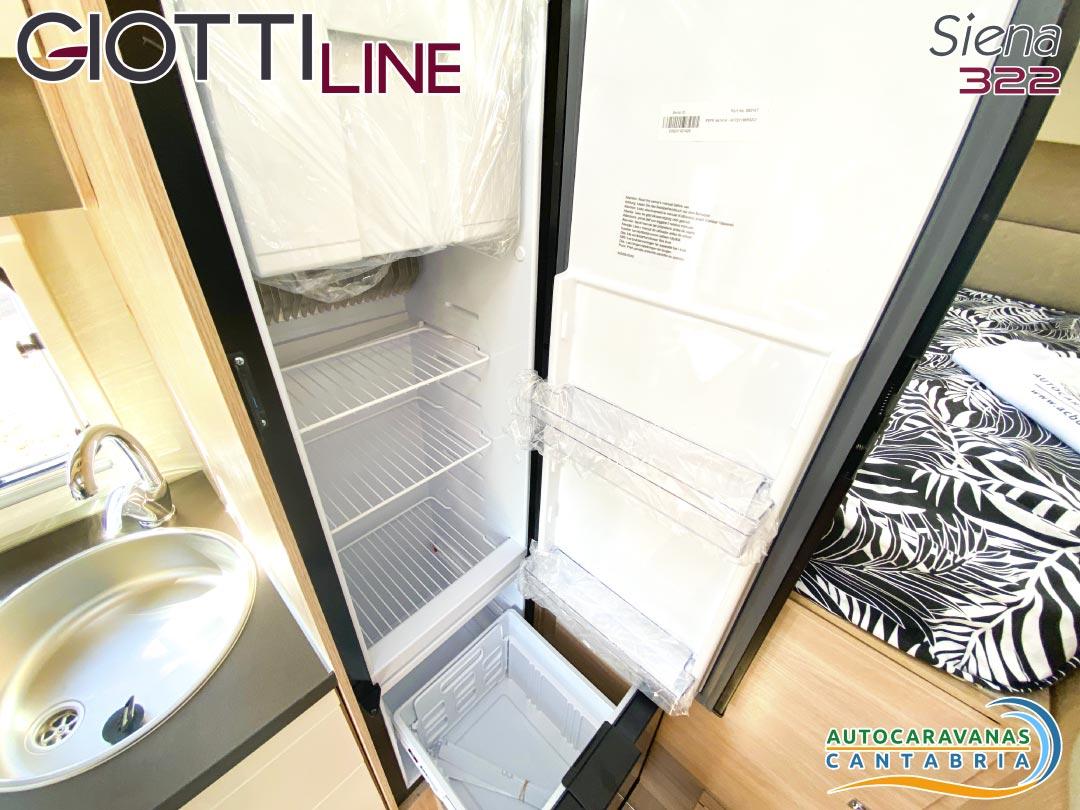 GiottiLine Siena 322 2021 frigorífico