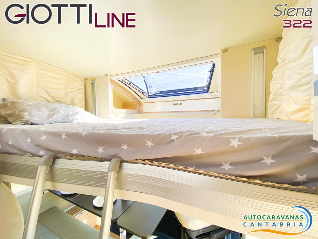 GiottiLine Siena 322 2021 cama abatible