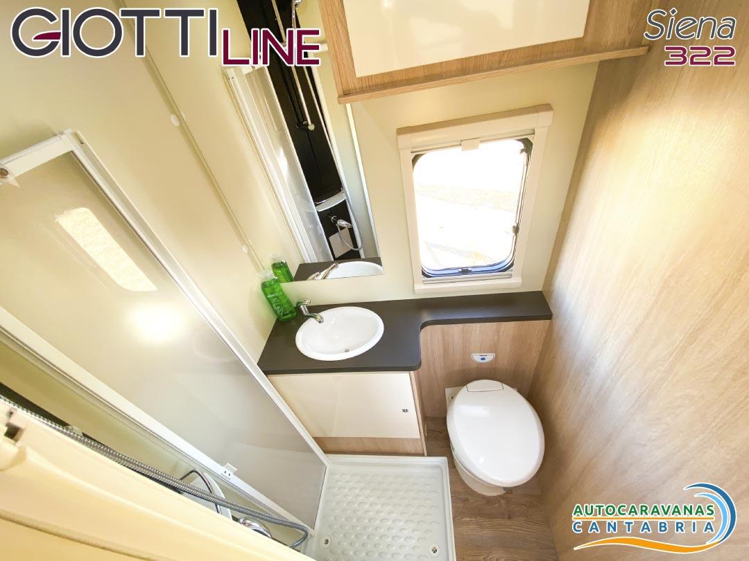 GiottiLine Siena 322 2021 baño