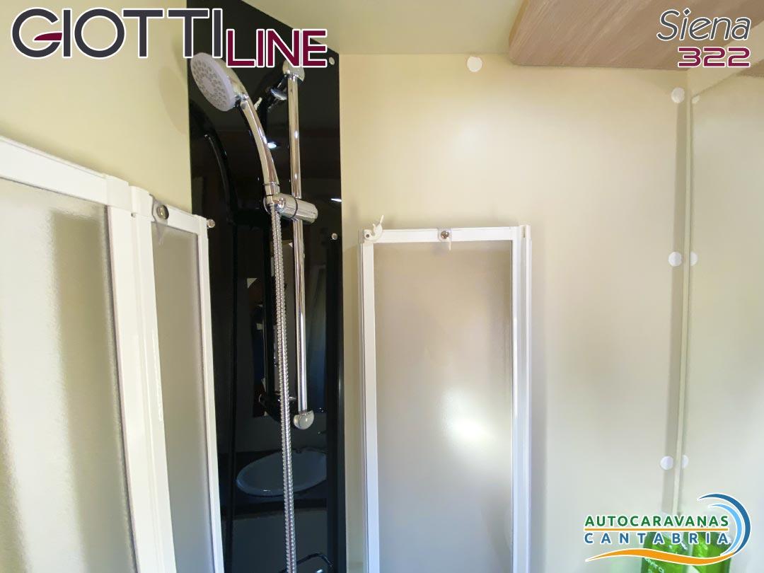 GiottiLine Siena 322 2021 ducha