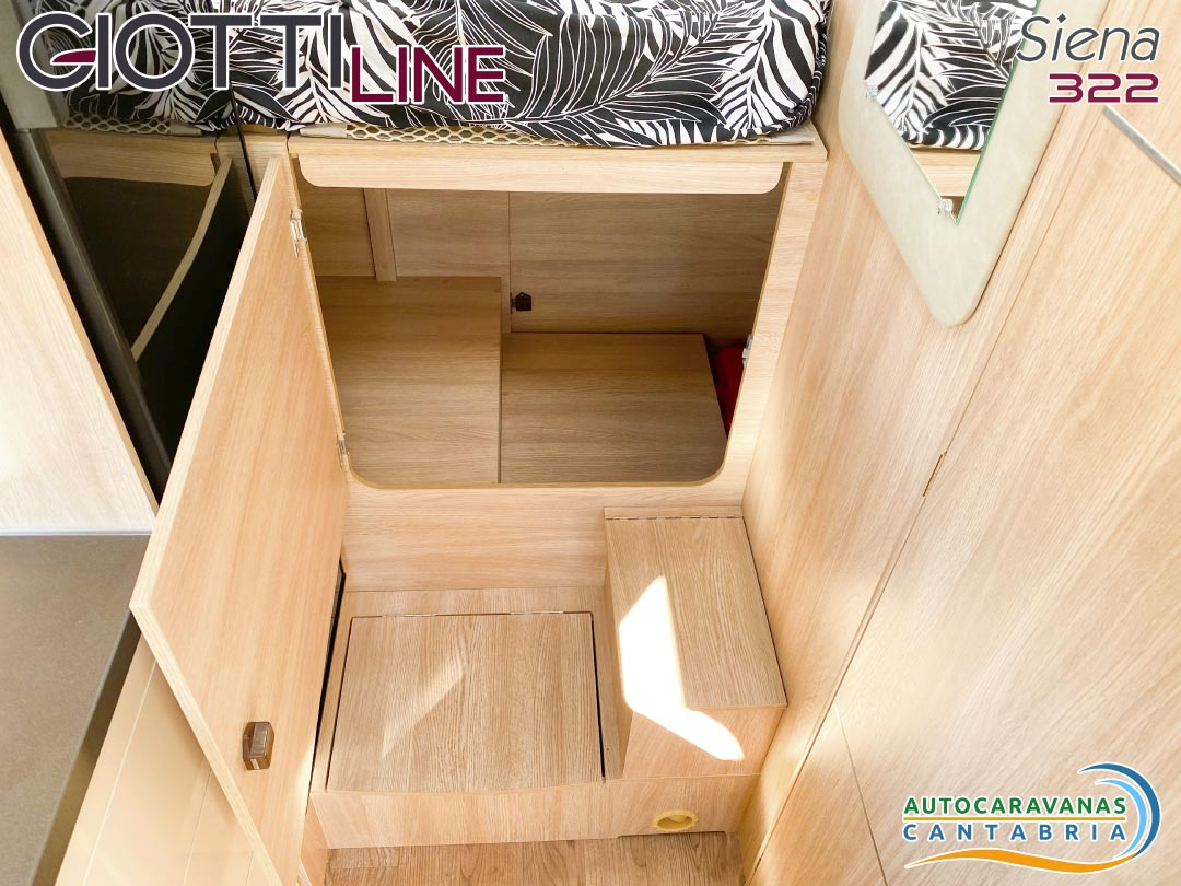 GiottiLine Siena 322 2021 escalones