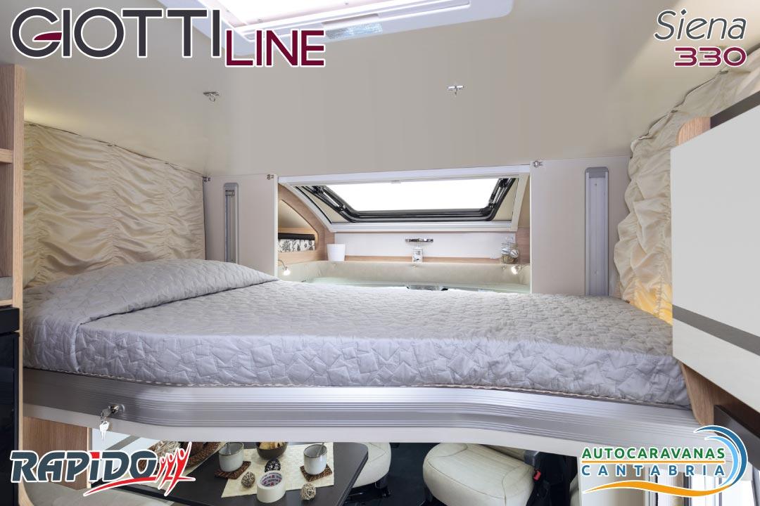 GiottiLine Siena 330 2021 cama abatible