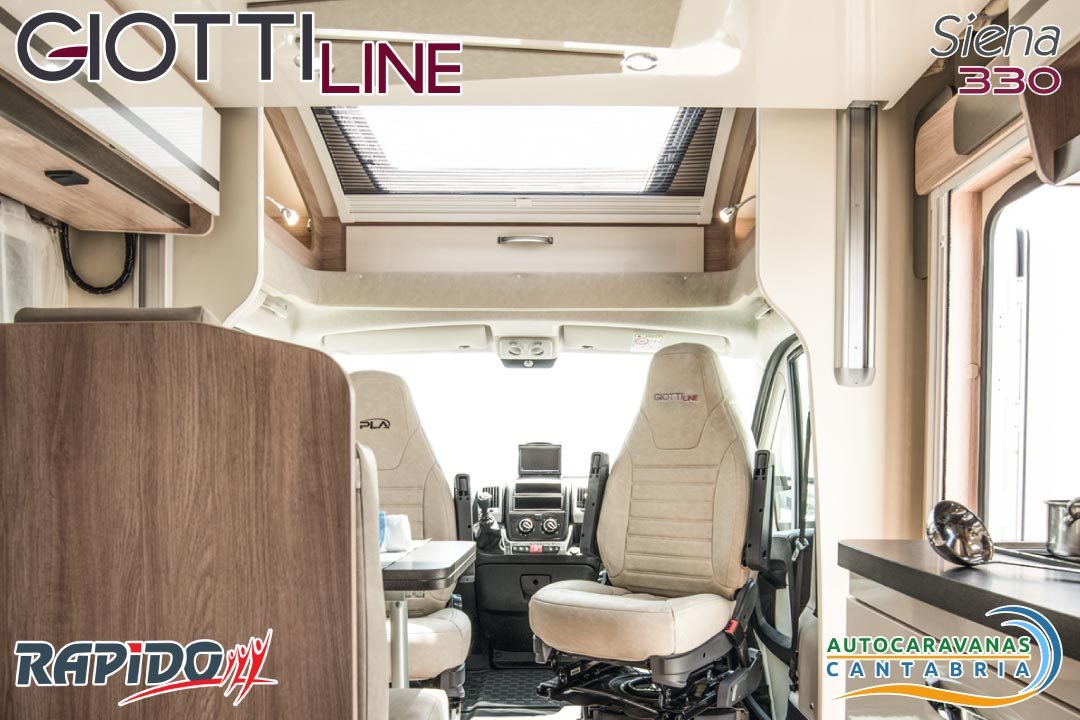 GiottiLine Siena 330 2021 delantera