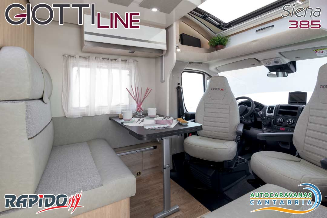 GiottiLine Siena 385 2021 salón