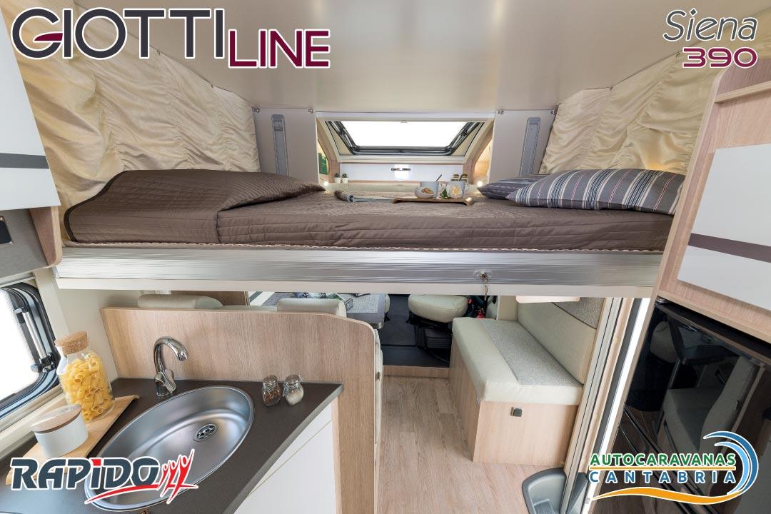 GiottiLine Siena 390 2021 cama abatible