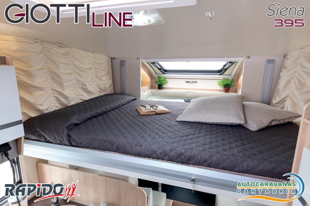 GiottiLine Siena 395 2021 cama abatible
