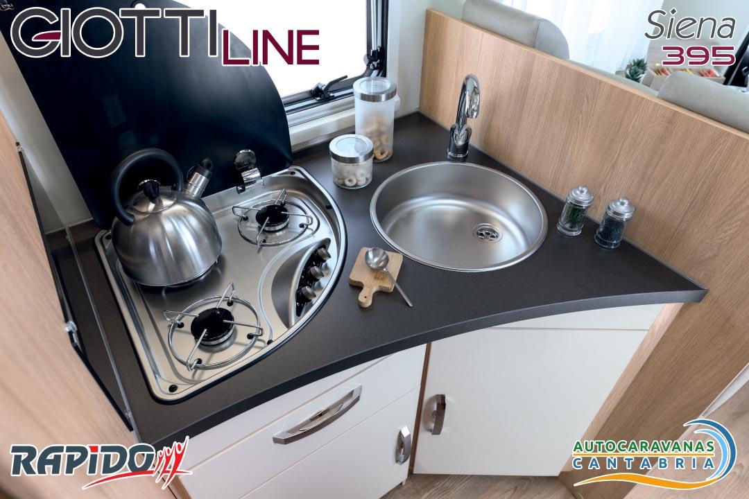 GiottiLine Siena 395 2021 encimera
