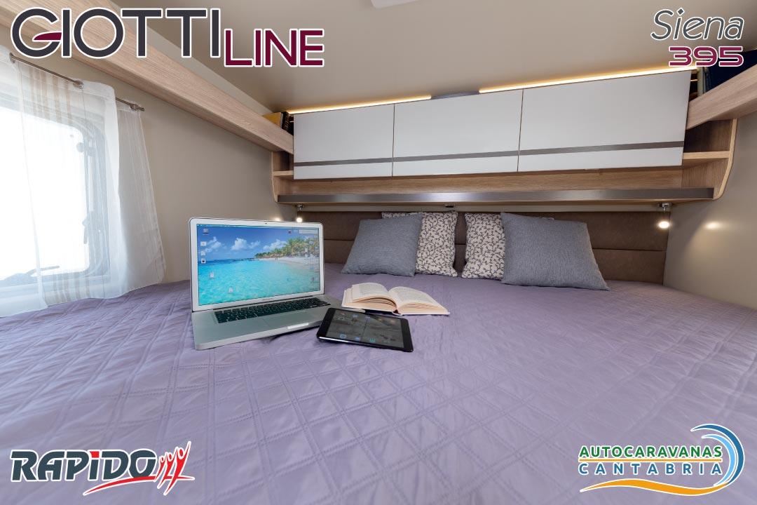 GiottiLine Siena 395 2021 cama