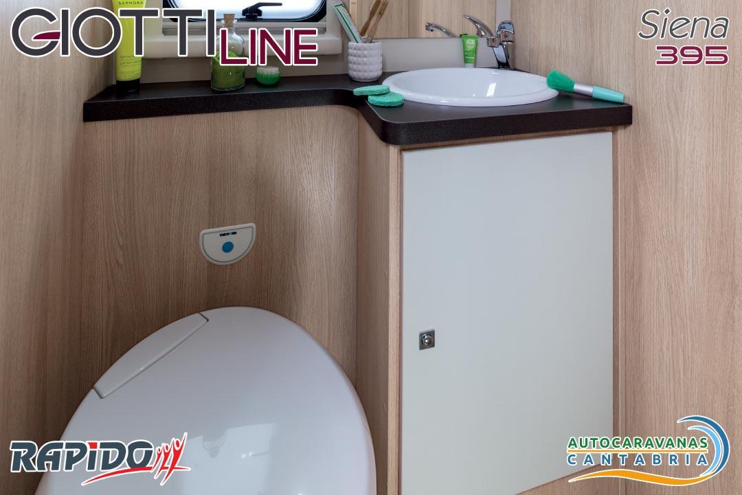 GiottiLine Siena 395 2021 baño