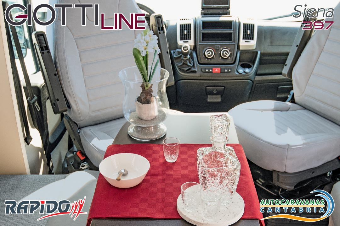 GiottiLine Siena 397 2021 comedor