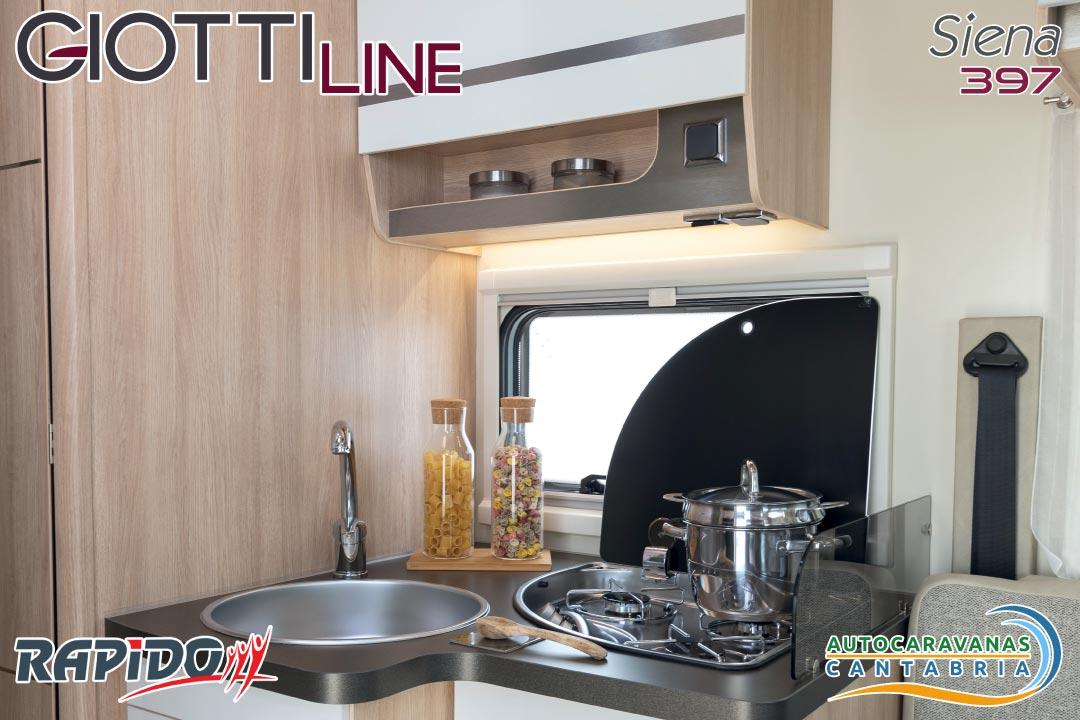 GiottiLine Siena 397 2021 cocina